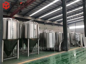 WZ2018-300L精酿300L餐饮啤酒设备