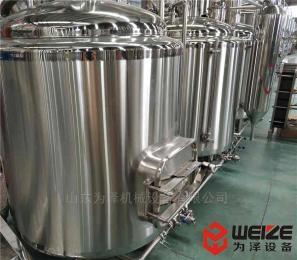WL-200L-300L学校实验室啤酒设备