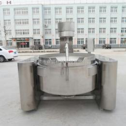 电加热直立搅拌夹层锅