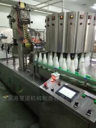 xn全自動牛奶灌裝機
