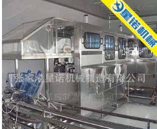 桶装水生产线