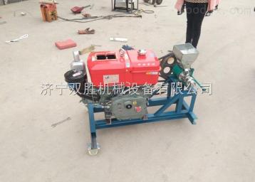 7用多功能膨化机价格 江米辊机厂家