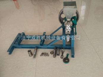 新型多功能膨化机 厂家直销江米辊机
