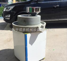 30小型电动石磨豆浆机 花生酱石磨机