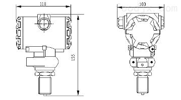 WSL800智能型壓力變送器