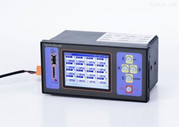 WSL800G8通道無紙記錄儀彩色