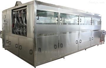 QGF3加仑大桶蒸馏水三合一灌装机