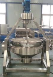 100L大型厨房设备电加热行星炒锅