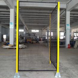 KEF-GD0820001青島濰坊供應車間倉庫隔離網機器人防護網
