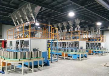 微量元素配料设备预混合饲料微量元素添加剂自动配料设备厂家
