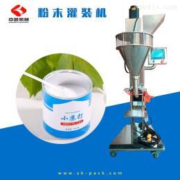 ZK-B3C半自动大剂量粉剂包装机 粉末灌装机