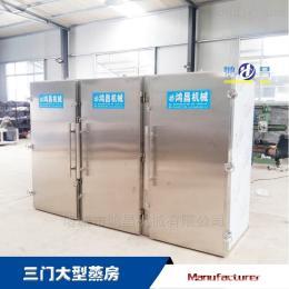 三门千页豆腐蒸箱批发厂家