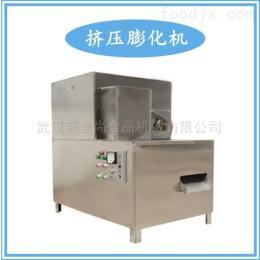 XSS-JP80挤压膨化机米花生产设备