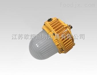 OHBF812黑龙江LED防爆照明灯圆形吊装OHBF100W