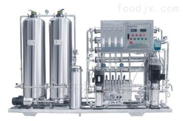 LS-RO-100反渗透设备 饮用水设备不锈钢纯水处理设备