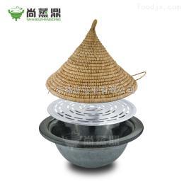 GAJUM尚蒸鼎蒸汽火鍋優質陶瓷鍋