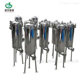 CXDS1-16袋花生油除杂质提纯用不锈钢精密袋式过滤器
