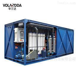 CXJS2-100T/H鑄鐵廠前端河水凈化用一體化凈水設備
