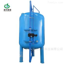 CXJX0.25-100T/H自来水吸附异味活性炭机械碳钢过滤器