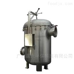 CXDS1-16袋医药浓缩提纯用不锈钢无纺布袋式过滤器