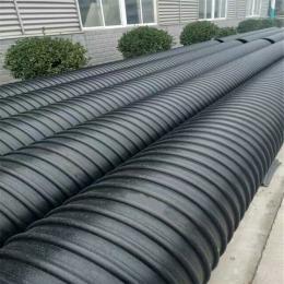 鋼帶波紋管三門峽市鋼帶螺旋波紋管