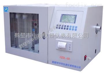 HZDL-8A石油焦化验设备|化验石油焦全自动测硫仪|定硫仪|中创仪器