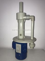 创升氟塑料磁力泵厂家,检测设备齐全