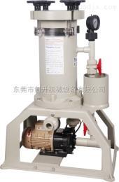 创升提供:电镀液过滤机选型小贴士