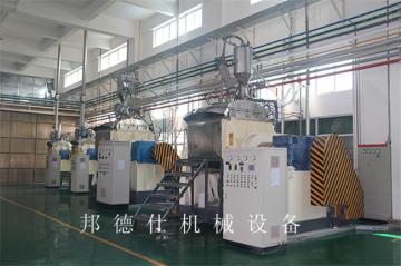 BDS-2-50001000L电加热配套捏合机 橡皮胶专用设备