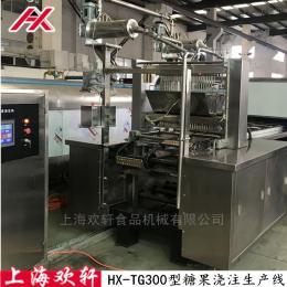 HX-TG300型全自动多功能硬糖生产机械 糖果生产线