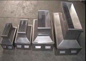 EF-86煤炭篩分縮分不銹鋼二分器