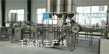HJ-dzpjx老板月入20万,使用宏金豆制品机械设备厂家