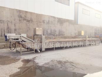 YT—800小型果蔬清洗機 葉菜類蔬菜加工設備
