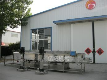 YT—800成套速冻玉米加工设备