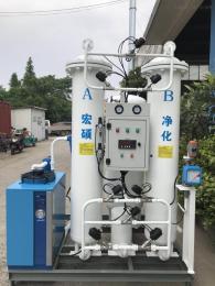 鹵鵝充氮包裝專業食品制氮機