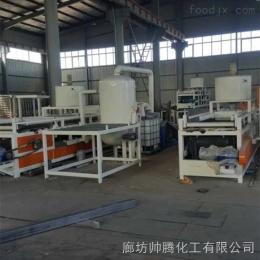 硅质改性聚苯板渗透设备 自动化机械设备
