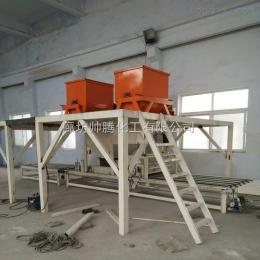 A级匀质保温板自动化设备 改性防火匀质板