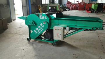 sl800苜蓿草自動進料揉絲機 生產廠家