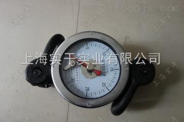 圓盤測力表江蘇12噸圓盤測力表多少錢