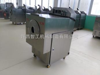 DCCZ 5-5电磁炒货机 自动控温不锈钢滚筒炒锅