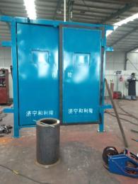 SWM礦用手動無壓風門和利隆廠家特點