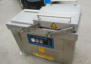 JX-400榨菜、酱菜、汤汁类真空包装机 聚信供应