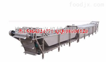 HY-50蔬菜漂烫冷却设备