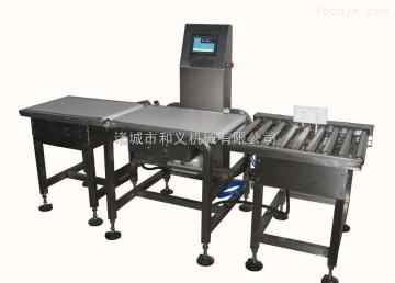 hy-01分拣机   鸡产品分选机   重量分级机