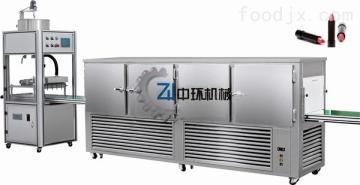 ZH-C十二口红充填机化妆品灌装机