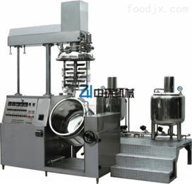 ZRJ-300LZRJ-300L真空乳化攪拌機