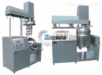 ZRJ-100LZRJ-100L真空乳化攪拌機