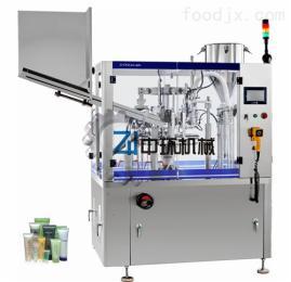 ZHF-100YCZHF-100YC全自动软管灌装封尾机生产厂家