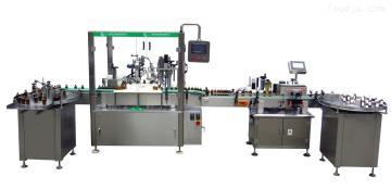 DTNX-60XBDTNX-60XB多功能+灌裝旋蓋機