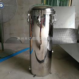 15芯40寸厂家直销亿德隆洛阳井水过滤镜面不锈钢保安过滤器
